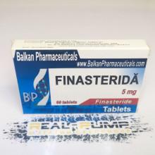 Finasterida 5mg (Balkan Pharma)