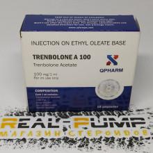 Trenbolone A100 (Qpharm)