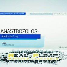 Anastrozolos (PharmaCom)