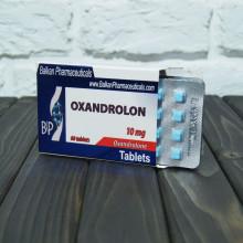 Оксандролон + Мастерон