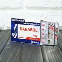 Данабол Тестостерон Пропионат курс