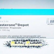 Masterone Depot (Organon)